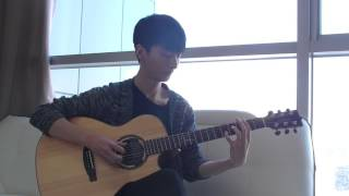 getlinkyoutube.com-(Chanyeol & Punch) Stay With Me - Sungha Jung