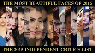 getlinkyoutube.com-The 100 Most Beautiful Faces of 2015
