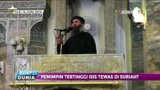 Pemimpin Tertinggi ISIS Tewas di Suriah?