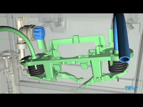Valsir Tropea3 Montaggio Cassetta pneumatica DIY Plumbing