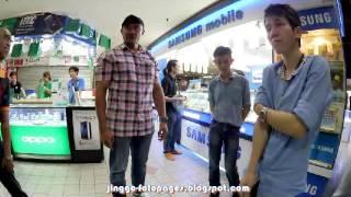 getlinkyoutube.com-20151106 Peniaga talipon Kota Raya cuba peras pembeli