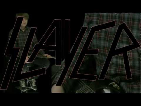 Slayer - Raining Blood - Guitar Cover