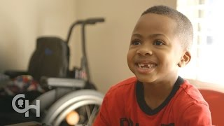 getlinkyoutube.com-First Bilateral Hand Transplant in a Child: Zion's Story