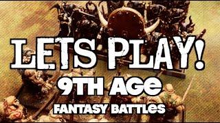 getlinkyoutube.com-Let's Play! - 9th Age: Fantasy Battles Ep 01