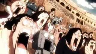 getlinkyoutube.com-One Piece Luffy Zoro Sanji AMV Overkill