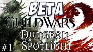 getlinkyoutube.com-Yogscast - Guild Wars 2: Dungeon Part 1: Booby Traps