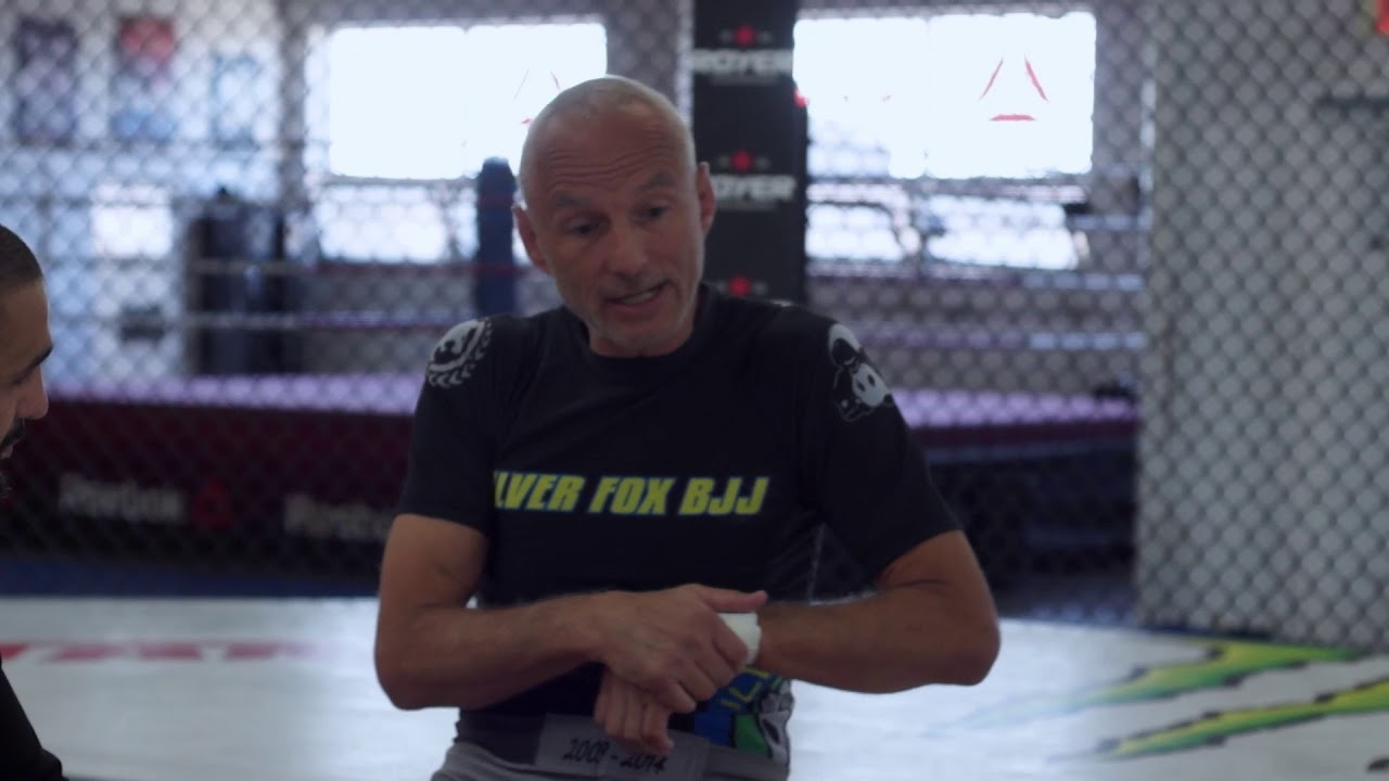 Mastering the Guillotine with Karel Silver Fox Pravec and Coach Zahabi