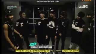 getlinkyoutube.com-신인왕방탄소년단 Rookie King: Bangtan Elevator Part 3