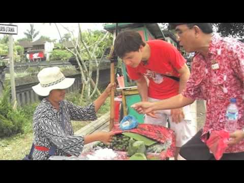 TRAVEL : BALI - Indonesia - Street Food - Fruits