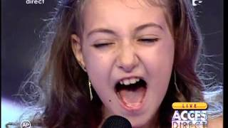 "getlinkyoutube.com-Elena Hasna - ""I surrender"" (Celine Dion)"