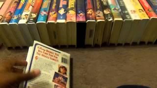 getlinkyoutube.com-My Walt Disney Home Video Collection Part One
