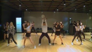 getlinkyoutube.com-PSY - DADDY (Dance Practice)