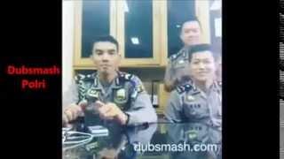 getlinkyoutube.com-Dubsmash Polisi Ganteng Kocak Compilation - New