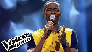 Ralph sings 'Somebody to Love' / Blind Auditions / The Voice Nigeria 2016