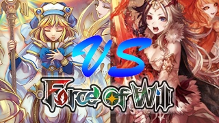 getlinkyoutube.com-Force of Will (TCG) Feature Match: UB Ogre Charlotte vs. Lumia Hook