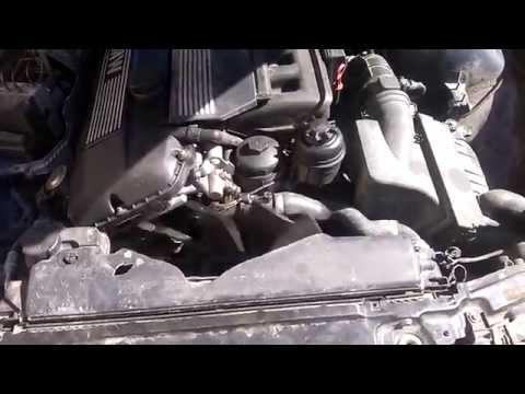 BMW E39 M54B25 работа двигателя после капитального ремонта