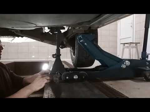 Расположение в Volkswagen Multivan сайлентблоков задней балки