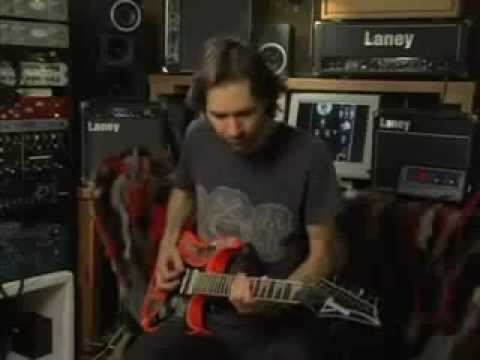 Paul Gilbert - Amazing - Alternate Picking Guitar Lesson and Demonstration of Mad Skills