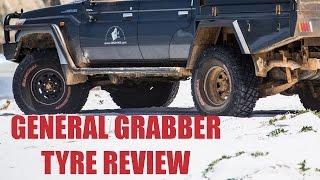 getlinkyoutube.com-General Grabber red letter Tire Review