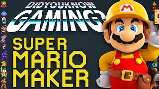 getlinkyoutube.com-Super Mario Maker - Did You Know Gaming? Feat. Ross O'Donovan (Game Grumps)