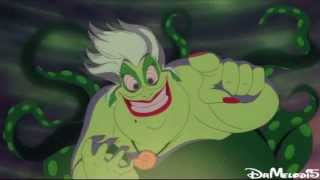 Ariel's Voice Off (Ursula's On)