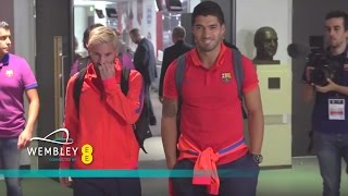 getlinkyoutube.com-Liverpool v Barcelona - Tunnel Cam (Messi, Suarez, Klopp, Coutinho) | Inside Access