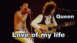 Queen - Love of my life - legendado - HD - rock love - 002