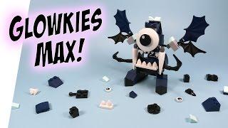 getlinkyoutube.com-Lego Mixels Series 4 Glowkies Max Globert Vampos & Boogly Opening
