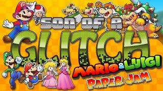 getlinkyoutube.com-Mario & Luigi: Paper Jam Glitches - Son of a Glitch - Episode 57