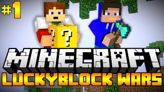getlinkyoutube.com-Minecraft Lucky Block Wars | Český Let's Play #1 w/ Kůča [Porty]