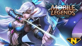 My First Ranked Match! (Mobile Legends #3)
