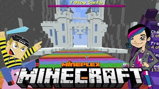 getlinkyoutube.com-Minecraft - Christmas Chaos Mini Games with Gamer Chad Alan on the Mineplex