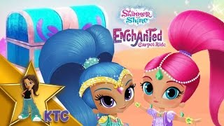 ★ Shimmer and Shine - Enchanted Carpet Ride (Fun Game for Kids)