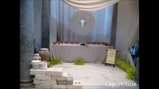 Capri: Visita ai  Santi Sepolcri  pasqua 2015