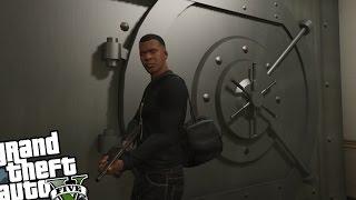 getlinkyoutube.com-GTA 5 PC - BANK ROBBERY MOD (Burglar Banks in Los Santos)