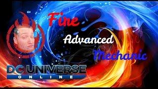 DCUO - Fire DPS Loadout - Fire Advanced Mechanic *OP Max Damge*