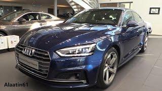 getlinkyoutube.com-Audi A5 Sportback 2017 New In Depth Review Interior Exterior