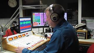 getlinkyoutube.com-Ron Sedaille on 102.9 WDRC FM - VIDEO AIRCHECK January 8, 2011