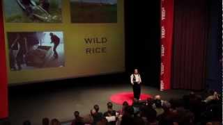 getlinkyoutube.com-TEDxTC - Winona LaDuke - Seeds of Our Ancestors, Seeds of Life