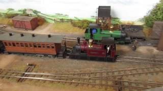 Shepton Mallet 25th and final narrow gauge railway exhibition 18/02/2017
