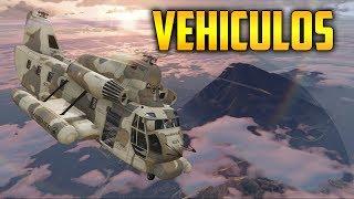 getlinkyoutube.com-GTA 5 - Tanque, Helicopteros y Aviones - Como conseguirlos