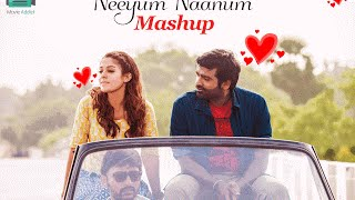 getlinkyoutube.com-Neeyum Naanum Song All Stars Mashup - Naanum Rowdy dhaan