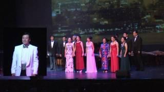 小型混声合唱: 东方之珠 (HD)