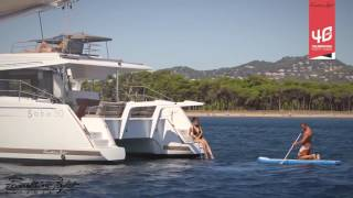 getlinkyoutube.com-Fountaine Pajot Sail Catamaran Range 2016