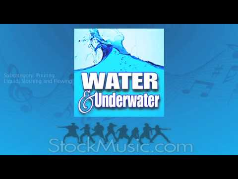 Water Sound Effects from StockMusic.com
