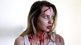 Beginner Zombie Makeup: Fear the Walking Dead style, and Scotty's Makeup comp