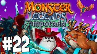 getlinkyoutube.com-Monster Legends T2 - Capitulo 22 - Rudolph y Darkzgul