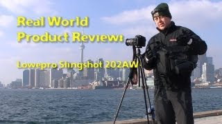 getlinkyoutube.com-Real World Review - Lowepro Slingshot 202AW