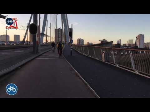 Rotterdam ride 2017 (real-time)