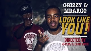 getlinkyoutube.com-(150) Grizzy x M Dargg | Look Like You (Music Video) @GrizzyUptop @MDargg [@HBVTV + @QuietPvck]